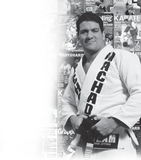 Master Rigan Machado, 8th Degree Koral Belt Brazilian Jiu Jitsu